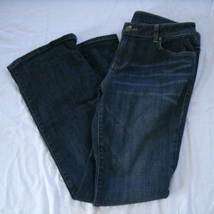 Cabi Jeans Boot Cut Style 967R Dark Wash Size 14
